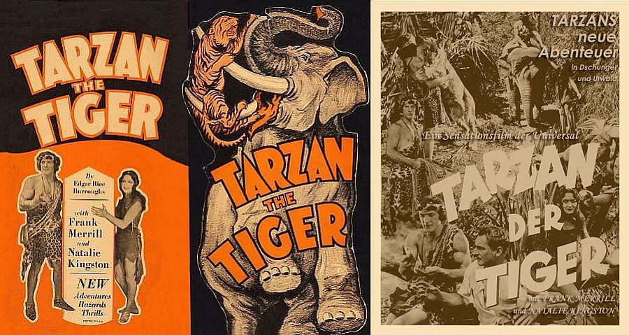 Image result for Tarzan the Tiger